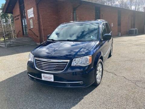 2013 Chrysler Town and Country for sale at Beaver Lake Auto in Franklin NJ
