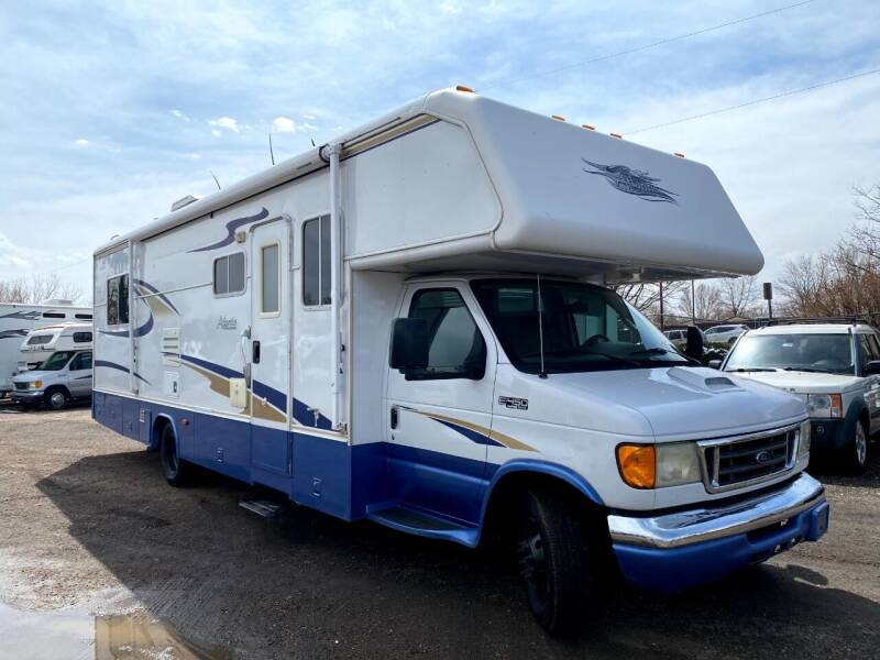 2004 SALE PENDING!  Holiday Rambler Atlantis for sale at NOCO RV Sales in Loveland CO