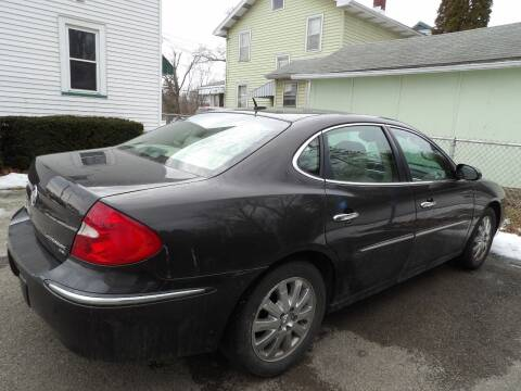 2008 Buick LaCrosse for sale at English Autos in Grove City PA