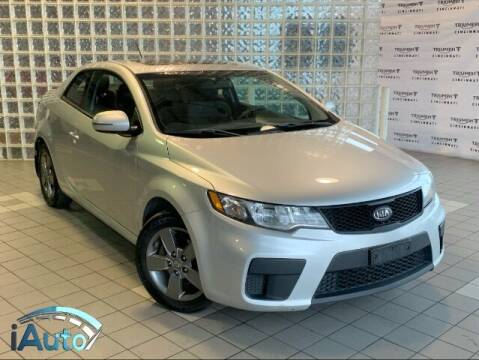 2012 Kia Forte Koup for sale at iAuto in Cincinnati OH
