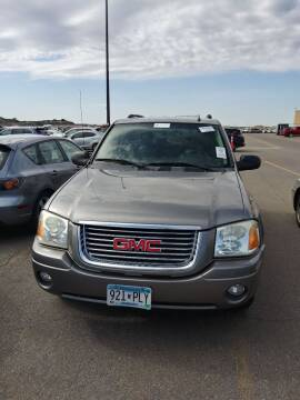 2006 GMC Envoy for sale at WB Auto Sales LLC in Barnum MN
