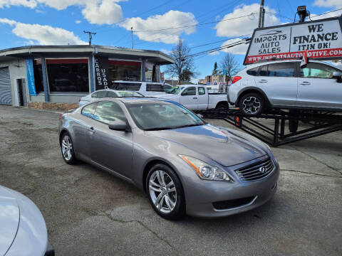 2008 Infiniti G37 for sale at Imports Auto Sales & Service in San Leandro CA