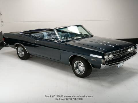 1968 Ford Fairlane 500 for sale at Sierra Classics & Imports in Reno NV