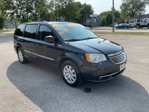 2014 Chrysler Town and Country for sale at RPM Motor Company in Waterloo IA