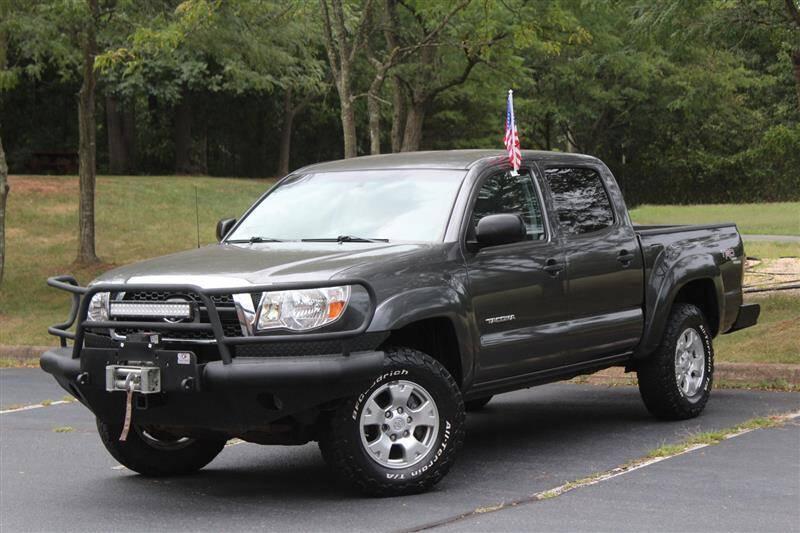 2011 Toyota Tacoma for sale at Quality Auto in Manassas VA