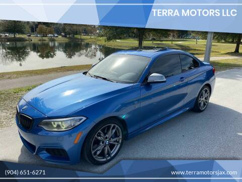 2014 BMW 2 Series for sale at Terra Motors LLC in Jacksonville FL