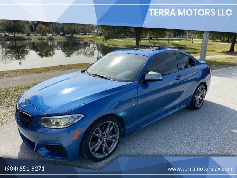 2014 BMW 2 Series for sale at Terra Motors LLC in Jacksonville FL