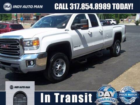 2015 GMC Sierra 2500HD for sale at INDY AUTO MAN in Indianapolis IN