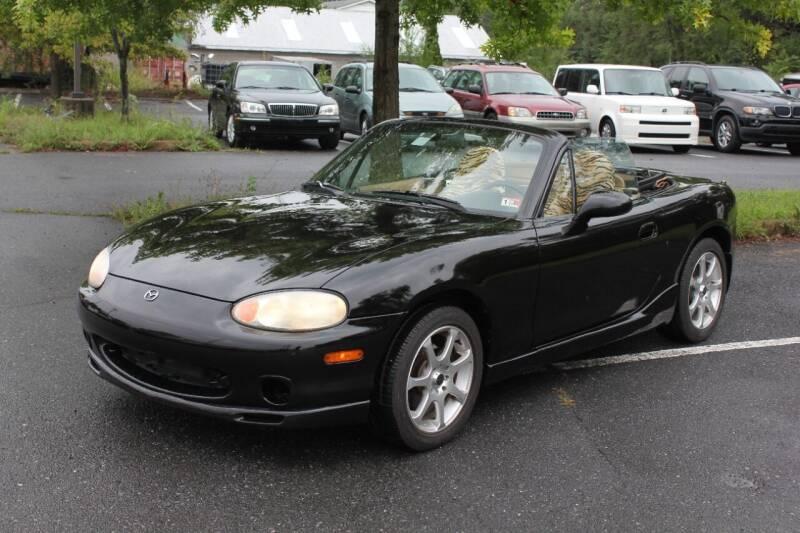 1999 Mazda MX-5 Miata for sale at Auto Bahn Motors in Winchester VA