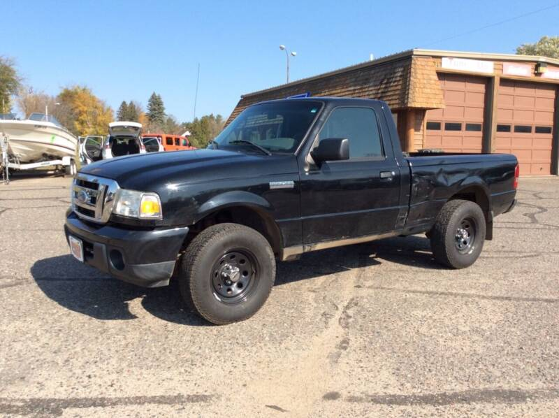 2008 Ford Ranger for sale at MOTORS N MORE in Brainerd MN