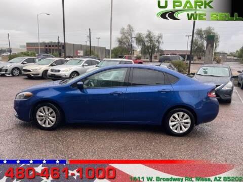 2013 Dodge Dart for sale at UPARK WE SELL AZ in Mesa AZ