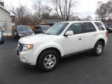 2012 Ford Escape for sale at Goodman Auto Sales in Lima OH