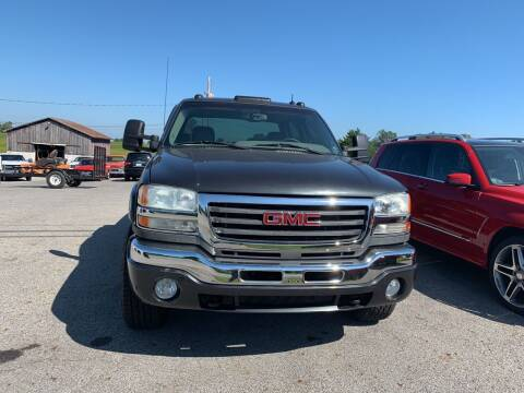 2003 GMC Sierra 2500HD for sale at Todd Nolley Auto Sales in Campbellsville KY