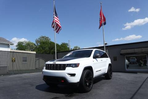 2020 Jeep Grand Cherokee for sale at Danny Holder Automotive in Ashland City TN