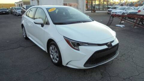 2020 Toyota Corolla for sale at Absolute Motors in Hammond IN
