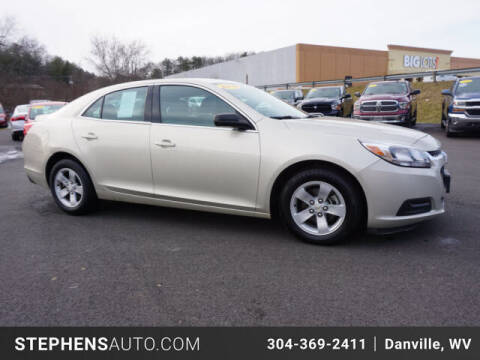 2015 Chevrolet Malibu for sale at Stephens Auto Center of Beckley in Beckley WV