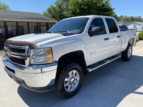 2011 Chevrolet Silverado 2500HD for sale at Auto Class in Alabaster AL