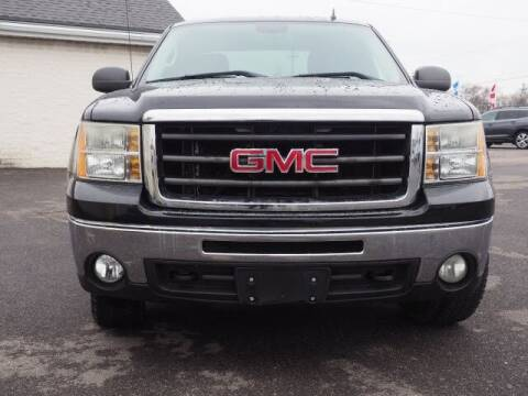 2010 GMC Sierra 1500 for sale at Cj king of car loans/JJ's Best Auto Sales in Troy MI