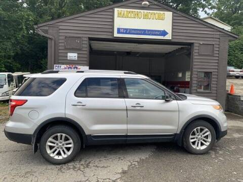 2013 Ford Explorer for sale at Martino Motors in Pittsburgh PA