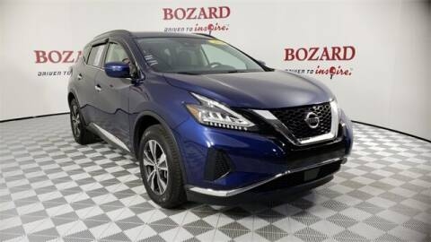 2020 Nissan Murano for sale at BOZARD FORD in Saint Augustine FL