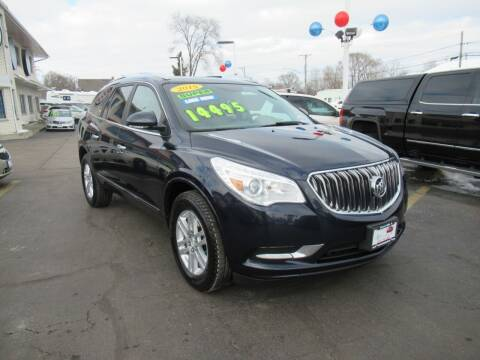 2015 Buick Enclave for sale at Auto Land Inc in Crest Hill IL