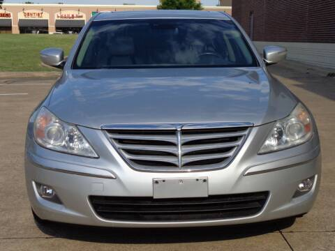 2010 Hyundai Genesis for sale at Auto Starlight in Dallas TX