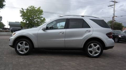 2008 Mercedes-Benz M-Class for sale at Cars-KC LLC in Overland Park KS