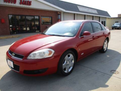 2008 Chevrolet Impala for sale at Eden's Auto Sales in Valley Center KS