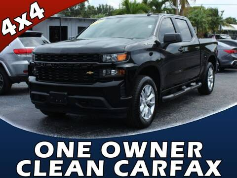 2020 Chevrolet Silverado 1500 for sale at Palm Beach Auto Wholesale in Lake Park FL