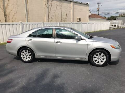 2009 Toyota Camry Hybrid for sale at Superior Wholesalers Inc. in Fredericksburg VA