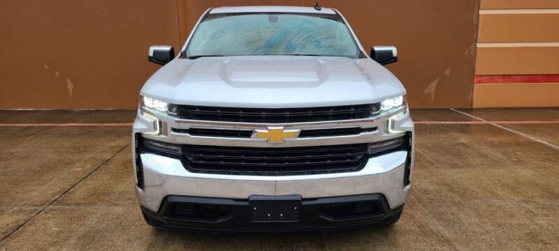 2019 Chevrolet Silverado 1500 for sale at ALL STAR MOTORS INC in Houston TX