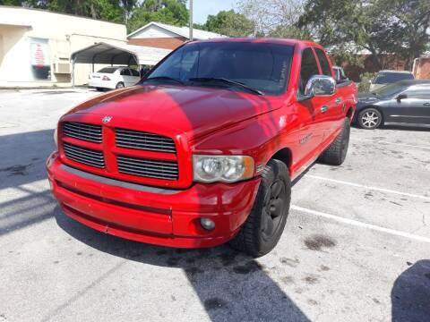 2005 Dodge Ram Pickup 1500 for sale at U-Safe Auto Sales in Deland FL