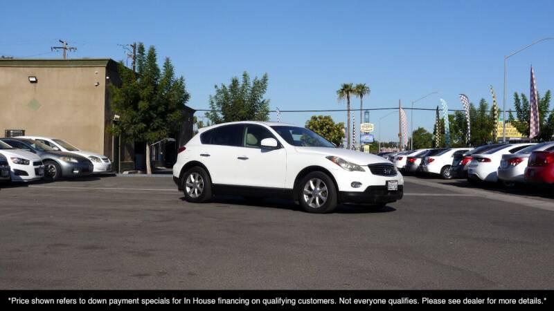 2010 Infiniti EX35 for sale at Westland Auto Sales in Fresno CA
