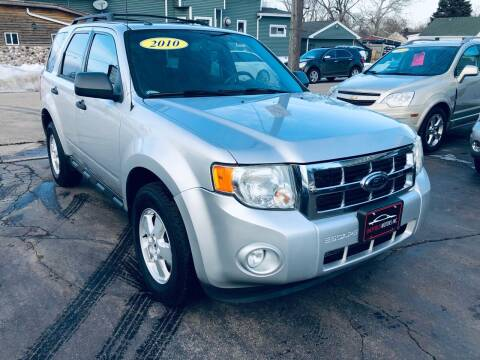 2010 Ford Escape for sale at SHEFFIELD MOTORS INC in Kenosha WI