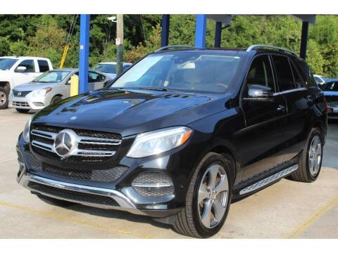 2016 Mercedes-Benz GLE for sale at Inline Auto Sales in Fuquay Varina NC