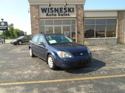 2010 Chevrolet Cobalt for sale at Wisneski Auto Sales, Inc. in Green Bay WI