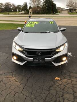 2017 Honda Civic for sale at Wyss Auto in Oak Creek WI