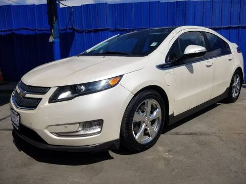 2012 Chevrolet Volt for sale at Best Quality Auto Sales in Sun Valley CA