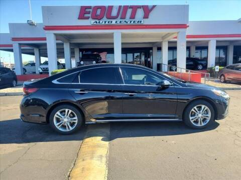 2018 Hyundai Sonata for sale at EQUITY AUTO CENTER in Phoenix AZ