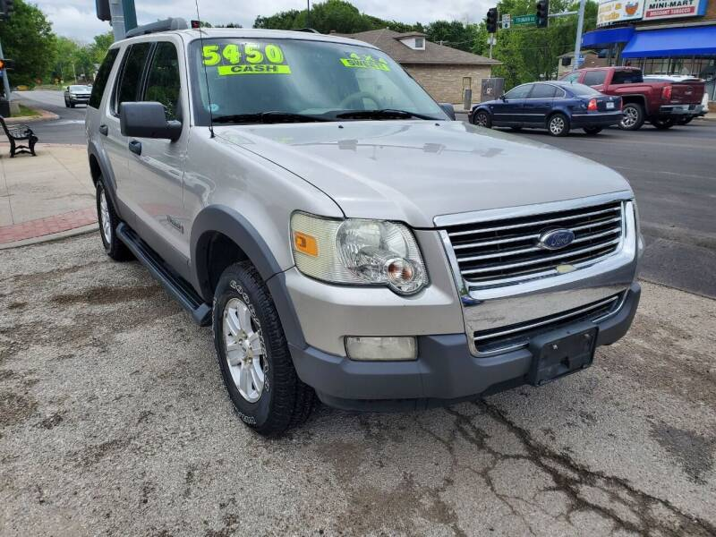 2006 Ford Explorer for sale at Street Side Auto Sales in Independence MO