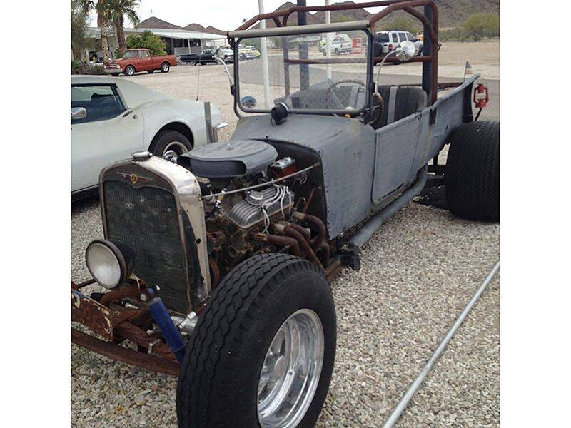 1922 Dodge n/a for sale at Collector Car Channel - Desert Gardens Mobile Homes in Quartzsite AZ