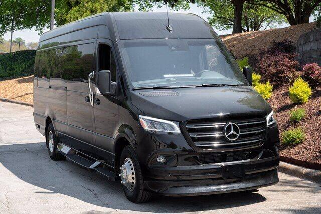 2020 Mercedes-Benz Sprinter Cargo for sale in Charlotte, NC