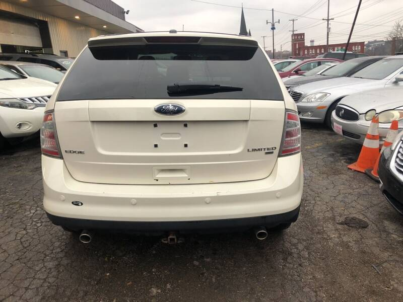 2008 Ford Edge AWD Limited 4dr Crossover - Youngstown OH