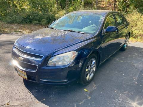 2009 Chevrolet Malibu for sale at Lafayette Motors in Lafayette NJ
