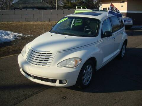 2007 Chrysler PT Cruiser for sale at MOTORAMA INC in Detroit MI