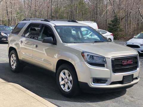 2014 GMC Acadia for sale at Elite Auto Sales in North Dartmouth MA