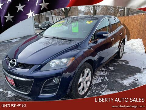 2011 Mazda CX-7 for sale at Liberty Auto Sales in Elgin IL