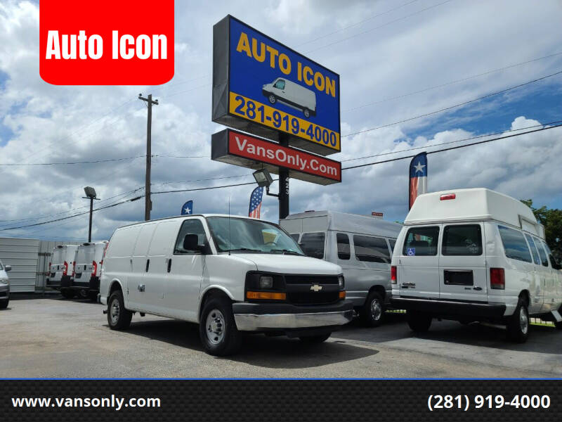 2011 Chevrolet Express Cargo for sale at Auto Icon in Houston TX