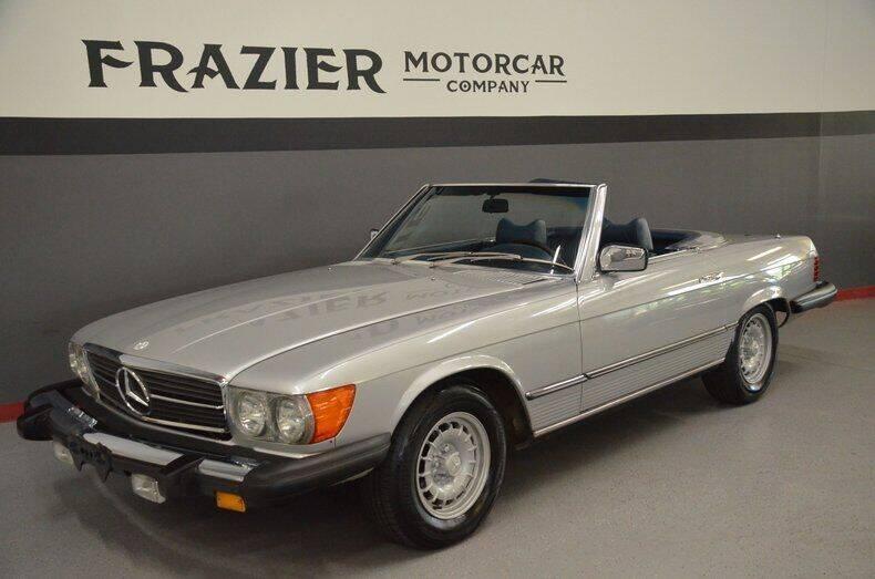 1980 Mercedes-Benz 450 SL for sale in Lebanon, TN