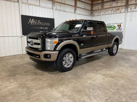 2012 Ford F-350 Super Duty for sale at Mel's Motors in Nixa MO